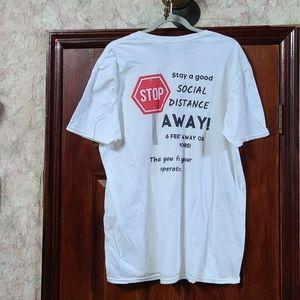 Unisex Corova Virus T-shirt